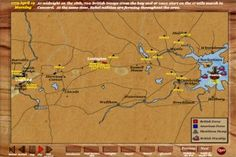animated maps of revolutionary war, civil war and both theaters. looks amazing. not free though but reasonably inexpensive. would be a great thing for any student studying any of the above whether homeschooled or not! 7th Grade Social Studies, Teaching Social Studies, Teaching History, History Lesson Plans, Study History, Lap Book Templates, History Classroom, Before Us, Social Science