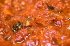 Pastanjauhantaa: Tomaattikastike