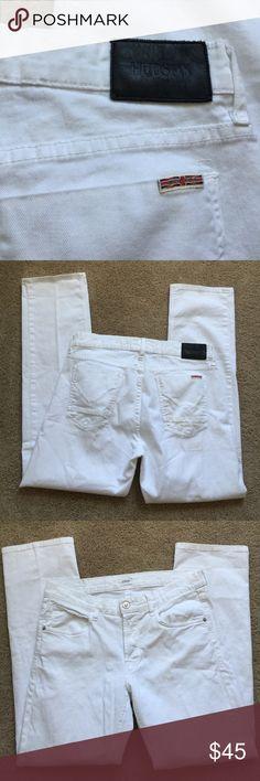 Men Hudson Jeans Size 33x31 in great shape Hudson Jeans Jeans Straight