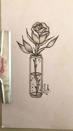 Beauty and the beast love drawings, cute drawings tu. Tumblr Drawings, Art Drawings Sketches Simple, Pencil Art Drawings, Love Drawings, Simple Disney Drawings, Ideas For Drawing, Drawing Disney, Pencil Drawing Tutorials, Beautiful Drawings