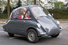 1957 Heinkel Kabine 150 B-0 3-Wheel Bubble Car 174cc Single Cylinder 4-Stroke OHV Fan Air-Cooled 9.2bhp engine