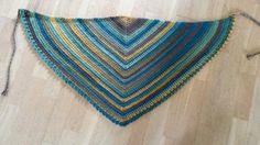 Lena's Road trip sjaal fenna wol