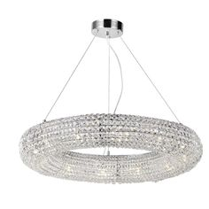 Shop for Silver Orchid Puffy Chrome Crystal Chandelier. Get free delivery On EVERYTHING* Overstock - Your Online Ceiling Lighting Store! Chrome, Cwi Lighting, Chrome Finish, Light, Ceiling Fan Price, Wagon Wheel Chandelier, Cool Floor Lamps, Chandelier, Chandelier Lighting