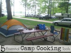 5 Essential Camp Cooking Tools - RichlyRooted.com