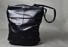 Weiche Hochformat Handtasche (Beutel) - Edel
