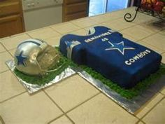 Dallas party cake ideas
