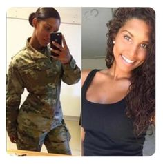 meagan good girl gun tape Women in the military . Women with guns . Girls with weapons Military Pins, Military Women, Military Army, Young And Beautiful, Beautiful Women, Fit Women, Sexy Women, Meagan Good, Female Soldier