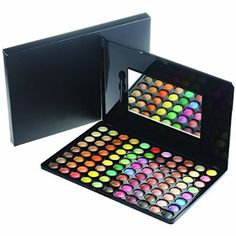 cool FASH professional 88 Color shimmer Eyeshadow (cosmetic, makeup) - For Sale Check more at http://shipperscentral.com/wp/product/fash-professional-88-color-shimmer-eyeshadow-cosmetic-makeup-for-sale/