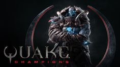 Quake Champions  Scalebearer Champion Trailer https://www.youtube.com/watch?v=GuzmgVt_SYg #gamernews #gamer #gaming #games #Xbox #news #PS4