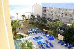 Hilton Garden Inn Beachfront Hotel Orange Beach AL.
