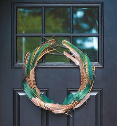 5 simple wreath DIYs