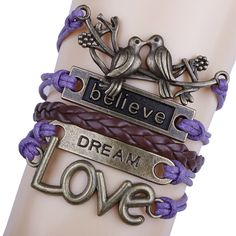 Believe Dream Love – Ashley Jewels