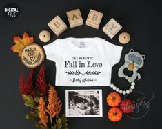 Fall baby announcements, Fall surprise baby announcement, Fall husband baby an. October Pregnancy Announcement, Thanksgiving Baby Announcement, Baby Surprise Announcement, Baby Announcement To Husband, Halloween Pregnancy Announcement, Pregnancy Announcement Photos, November Baby, November 2019, October Fall