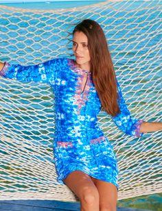 Oceana Swing Shift Dress