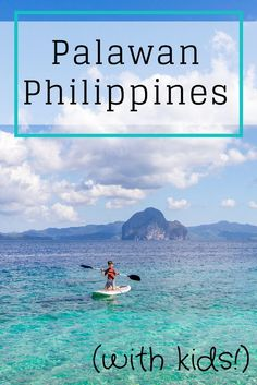 Palawan is one of the most beautiful places in the world, so I was excited when my 8-year-old asked to go there. This is where we stayed and what we did.?