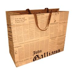 From environmental point of view, luxury paper bags are extremely advantageous. Classypac understands this hence they manufacture paper bags in all styles and designs.