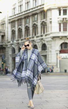 Moody in Milan via BrooklynBlonde.com / @brooklynblonde