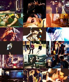 Dylan O'Brien and Britt Robertson in 'The First Time' I loved this movie!