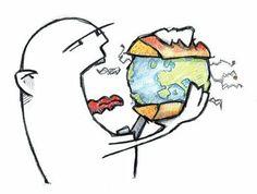 """... Capitalismo """"ecológico"""" vs consumo responsable, por Alonso Abal. http://indignatepontevedra.wordpress.com/2012/07/28/capitalismo-ecologico-vs-consumo-responsable-por-alonso-abal/"""