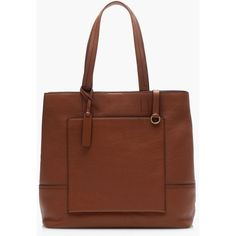 Own this jcrew tote in camel, it's my everyday bag!