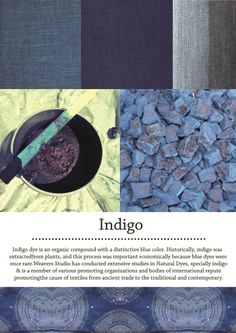 Indigo Weaving & Dyeing
