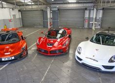 Patience Pays Off U2013 918, P1 And LaFerrari Comparison Test Coming Soon