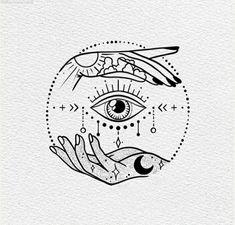 Sharpie Drawings, Outline Drawings, Cool Art Drawings, Easy Drawings, Sketch Tattoo Design, Tattoo Sketches, Tattoo Drawings, Body Art Tattoos, Dainty Tattoos