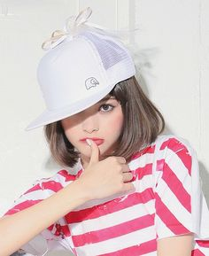 Image in girls collection by 儚いよ女の子 on We Heart It Japanese Models, Japanese Fashion, Korean Fashion, Girls In Love, Cute Girls, Cute Bento, Girl Outfits, Fashion Outfits, Girl With Hat