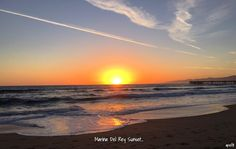 March 15, 2016 Marina Del Rey Sunset... Day 546