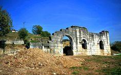 Tieion ancient city-Constructive: Miletoslular-Built year: Estimated BC 6th century-Filyos-Çaycuma-Zonguldak
