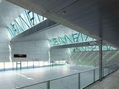 meyer architecture, savioz fabrizzi architectes, Thomas Jantscher · Salle de sport triple · Divisare