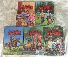 Uncle Arthur's Bedtime Stories Vols. 1-5