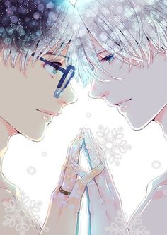 Yuri on Ice - Victuuri Victor Nikiforov & Yuri Katsuki