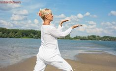 Are You Feeling Down And Under? Try Tai Chi