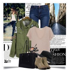 """street style"" by yexyka ❤ liked on Polyvore featuring vintage, Sheinside and shein"