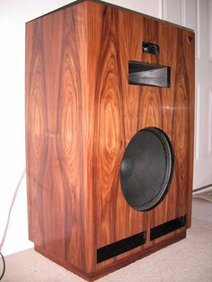 Klipsch Decorator Cornwall speaker. Beautiful.
