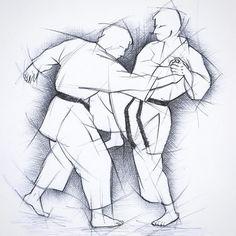 #zeichnung #drawing #disegno #skizze #sketch #karate #karatedo #shotokan #dojo #dan #meistergrad #budoka #schwarzgurt #kuroobi #blackbelt #hizageri #kampfkunst #martialarts #karetefamily #karatemaster #karateislife #karateman #karate4live #karateteam