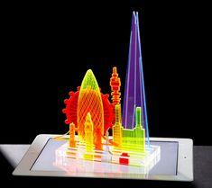 Shapes of London modular - Yoni Alter