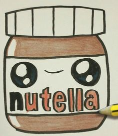 Nutella Kawaii !!!