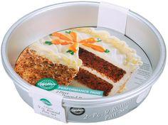 Wilton Aluminum Performance Pans Set of 2 9-Inch Round Cake Set ** For more information, visit : Baking pans