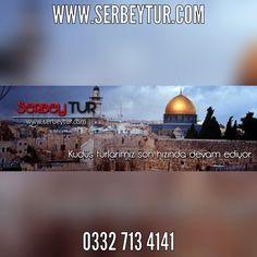 Konya Ereğli'nin ilk ve tek Seyahat Acentası Serbey Tur'dan Kudüs Turu!   Kurban Bayramı'nda  - Türk Havayolları Tarifeli Uçuşu ile 3 gece 4 gün  - Kudüs Mescid-i Aksa Turu - 24-27 Eylül tarihleri arasında - İletişim:0332 713 4141 #kudüs #mescidiaksa #kurbanbayramı #travel #islamitur #muhafazakar #kutsaltopraklar #serbeytur #seyahat #acentası #serbeyturizm #konyaereğli #konyaereğliyurtdışıturlar #konyaereğliuçakbileti #konyaereğliseyahatacentaları #konyaereğliseyahatacentası
