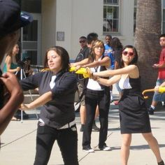 Along with SJSU Women's Resource Center and Made Ya Look, we were featured in Cosmopolitan as the first place winner of Cosmo Fights Campus Rape.  View our RAINN Day flashmob video here. http://www.youtube.com/watch?feature=player_embedded=yBxR7qSUdJs.  Picture credits to Rose Fried. #RAINNDay