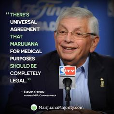 The NBA's former head says it's time for the league to stop punishing players for medical marijuana. What do you think? #love #hrblife #highlife #vape #vaporizers