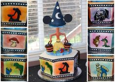 Amazing, Incredible, Fabulous, Fantasia Cake