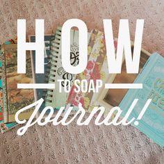 Dashing Devotional: How to SOAP Journal   Blog   Dashing Dish