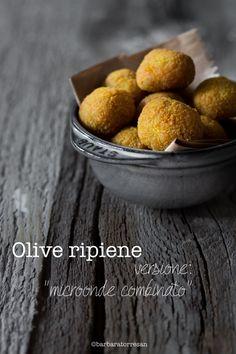 Olive ripiene – al forno