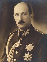 Boris III, Tsar of Bulgaria (30 January 1894 – 28 August 1943), son of Ferdinand I, came to the throne in 1918 upon the abdication of his father.