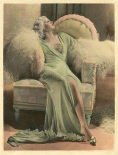 30s Movie Star Glamour