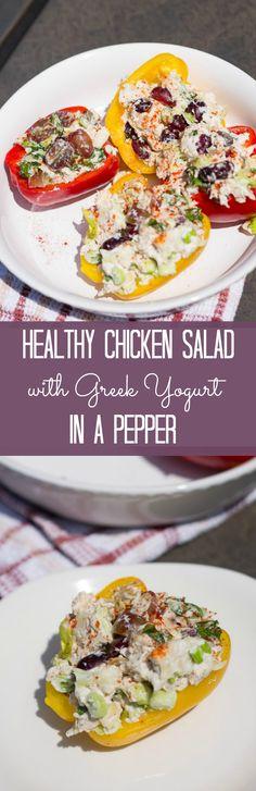 Healthy Chicken Sala