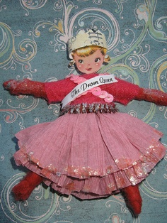 The Prom Queen Doll!